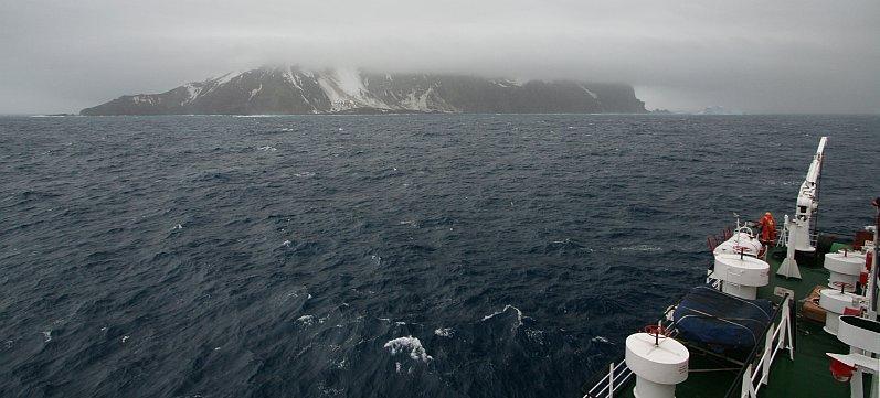 Bouvet Island Panorama