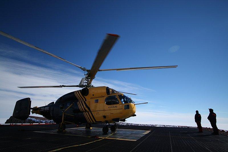 Kamov Ka32 Helicopter, Titan 1